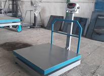 ترازو باسکول دیجیتال 500 کیلویی کفه 80*80 در شیپور-عکس کوچک