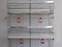 قفس بلدرچین و قفس مرغ و قفس کبوتر ضدزنگ + گارانتی در شیپور
