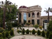 فروش ویلا لاکچری استخر سند تک برگ530 متر در چمستان در شیپور