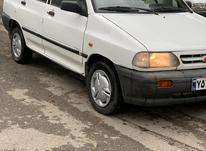 پراید صبا (صندوقدار) 1381 سفید در شیپور-عکس کوچک