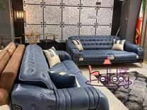 مبل زیبا چستر سناتور شیک (( ژورنالی اروپایی )) تختشو در شیپور