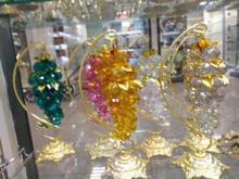 انگور پایدار برنزی در رنگ های مختلف در شیپور