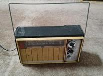 رادیو خیلی قدیمی در شیپور-عکس کوچک