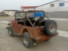 جیپ توسن موتور میتسوبیشی 66 در شیپور