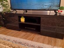 میز تلوزیون طرح شیشه در شیپور