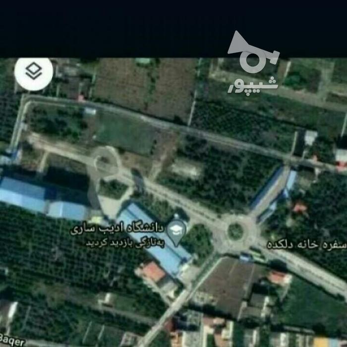 زمین مسکونی ۹۰۰ متر در کیلومتر ۵رجادهدریا