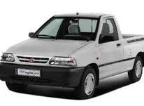 انواع خودرو (پراید وانت 151 سفید مدل1400 نقد اقساط در شیپور-عکس کوچک