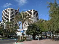 آپارتمان 127 متری 2 خواب دید دریا در برج یاران کیش در شیپور