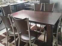میز و صندل ناهار خوری 6 نفره در شیپور-عکس کوچک