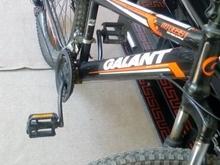 دوچرخه GALANT حرفه ای بدنه فولاد در شیپور