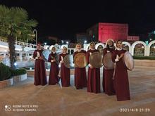 گروه دف صاق دوش وگروه موزیک داینامیک در شیپور