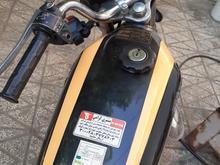 موتور 125 مدارک کامل مدل87 بدون روغن سوزی پلاک ملی هست در شیپور