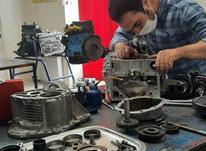 آموزش تخصصی تعمیرات گیربکس های دستی manual در شیپور-عکس کوچک