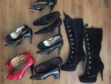کفش و دمپایی زنانه سایز 39 و 40 در شیپور