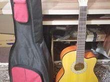 گیتار pao chio صفر با کیف ضدآب در شیپور