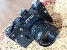 دوربین عکاسی زنیت ZENIT 122 35mm kit 58mm در شیپور