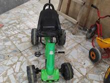 ماشین طرح دوچرخه در شیپور
