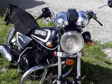 فروش موتورسیکلت 200سی سی در شیپور