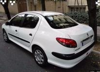 پژو 206 SD (صندوق دار) 1400 سفید در شیپور-عکس کوچک