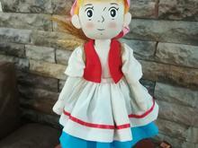 عروسکهای پارچه ای دستساز در شیپور