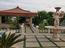 باغ شیک در مجموعه باغی، آبشار سوم پیله وران- برکان در شیپور