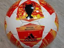 توپ فوتبال چمپیونز لیگ در شیپور