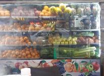 فروشنده برای مغازه میوه و سبزی فروشی خوراسگان. در شیپور-عکس کوچک