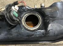 باک بنزین و درجه داخل باک پیکاپ و رونیز در شیپور-عکس کوچک