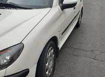پژو 206 (تیپ5) 1395 سفید در شیپور-عکس کوچک