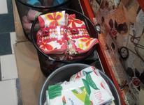دستمال اشپزخانه 5 عددی در شیپور-عکس کوچک