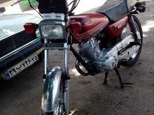 موتورسیکلت انرژی فوق العاده تمیزوسرحال ایران پلاک در شیپور