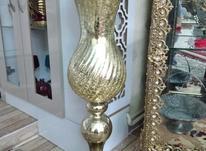 گلدان شیشه ای بسیار زیبا و بادوام در شیپور-عکس کوچک