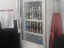 فروش یخچال ایستاده مغازه سالم سالم در شیپور