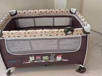 تخت پارک کودک برند baby4 life در شیپور