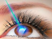 عمل لازک و لیزیک چشم (حذف دائم عینک ) در شیپور
