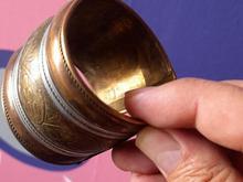 دستبند هندی قلمکاری در شیپور