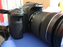 دوربین Canon 70D lenz 18-135mm  در شیپور