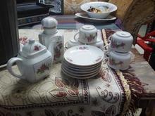 چینی گل سورخ عسل در شیپور