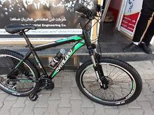 دوچرخه (OVERLORD) دیسکی روغنی الومینیوم در شیپور