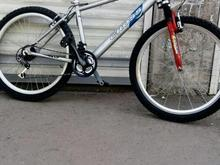 دوچرخه تنه آلمینیومی در شیپور