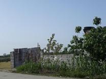 زمین واقع در آهنگرکلا جاده جویبار 1100متر در شیپور