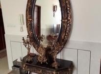 آیینه و شمعدان در شیپور-عکس کوچک