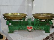 ترازو چدنی قدیمی 30 کیلویی در شیپور