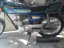 موتورسیکلت پلاک ملی شش سال خواب بوده در شیپور