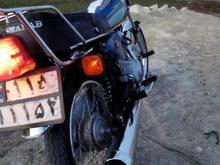 موتور تندر شهاب در شیپور
