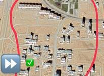زمین مسکونی 204 متری شهرک الوند گلپایگان در شیپور-عکس کوچک