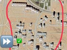 زمین مسکونی 204 متری شهرک الوند گلپایگان در شیپور