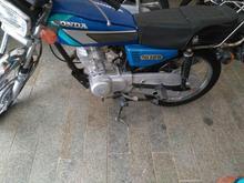 موتور 125 مدل 86 فروشی در شیپور