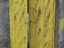 دروازه دو لنگه با چهارچوب در شیپور