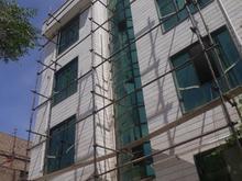 نصب داربست در شیپور